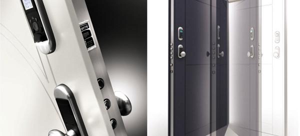 Porte blindate di ultima generazione, anche con serratura motorizzata